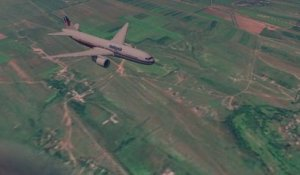 Le crash du vol MH17 en Ukraine