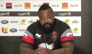 Rugby - Top 14 - RCT : Bastareaud «Rester dans notre bulle»