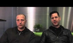 Tombs interview - Mike and Charlie (part 1)