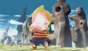 Super Smash Bros. - Lucas Victory Pose Leak