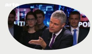 Laurent Wauquiez et les effectifs de l'Education Nationale - DESINTOX - 15/06/2015