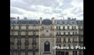 LG G4 vs iPhone 6 Plus : test comparatif photos