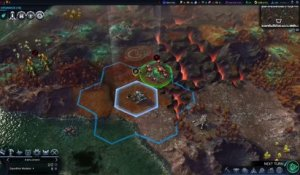 Civilization : Beyond Earth - Rising Tide - Gameplay