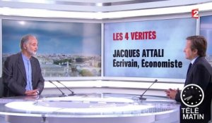 "Jacques Attali : ""Eviter le Grexit qui menace"""
