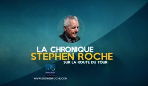 "Tour de France 2015 - Stephen Roche : ""Chris Froome a peur"""