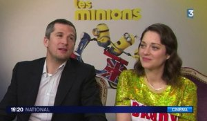"Cinéma : ""Les Minions"" made in France"