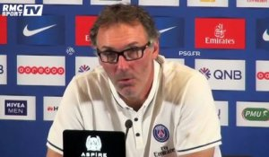 "Football / Ligue 1 - Blanc : ""On veut les trois points"""