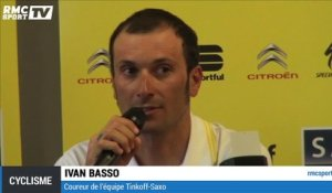 Basso quitte le Tour en raison d'un cancer