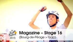 Magazine - White Jersey, 40 years young - Stage 16 (Bourg-de-Péage > Gap) - Tour de France 2015
