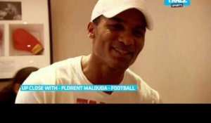 "Extract: ""Up Close With"" Florent Malouda"
