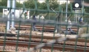 Londres s'inquiète la situation des migrants à Calais