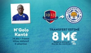 Officiel : N'Golo Kanté débarque en Premier League !