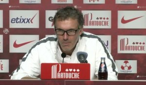 Foot - L1 - PSG : Blanc «On voulait absolument Angel»