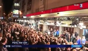James Bond : les fans en folie au Grand Rex