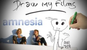 Amnesia - Draw my Film by @Ganeshdeux