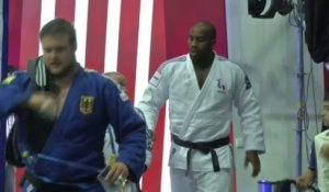 Judo - ChM (H) : Riner, la force tranquille