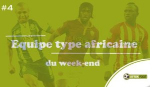 Le onze Afrik du week-end | #J4