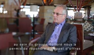 Bolloré Africa Logistics - Interview with Tony Stenning, Managing Director (East & Southern Africa)