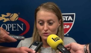 Tennis - US Open (F) : Mladenovic «Beaucoup d'émotions»
