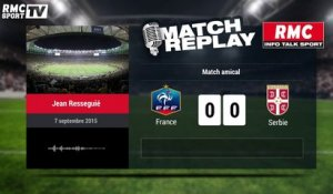 France-Serbie (2-1) : le Goal Replay avec le son de RMC Sport