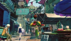 Gravity Rush 2 (PS4) - Trailer d'annonce TGS 2015