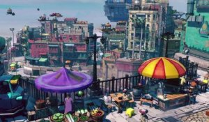 Gravity Rush 2 - Bande-annonce TGS 2015