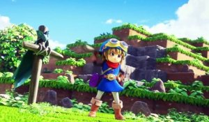 Dragon Quest Builders - Bande-annonce TGS 2015