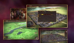 Romance of the Three Kingdoms 13 - Bande-annonce TGS 2015