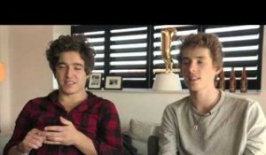 Lost Frequencies interview - Felix & Janieck (part 1)