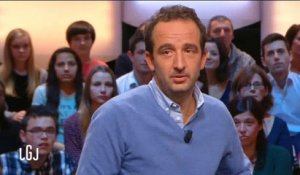 "Cyril Hanouna tacle le ""Zapping"" de Canal+"
