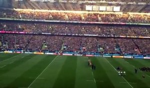 "Finale de la coupe du monde de rugby : revivez le ""Haka"" des All Blacks"