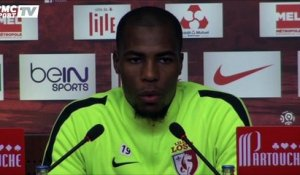 "Football / Ligue 1 - Sidibé : ""Reims ? Une équipe accrocheuse"""