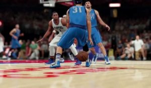 Momentous, le plus beau trailer de NBA 2K16