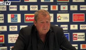 "Football / Ligue 1 - Courbis : ""Je ne suis pas KO"""