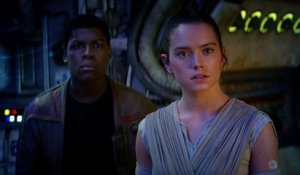 La bande-annonce de Star Wars 7, The Force Awakens (Le Réveil de la Force)