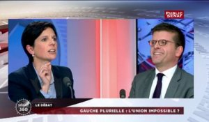 Carvounas Vs Rousseau le « clash »