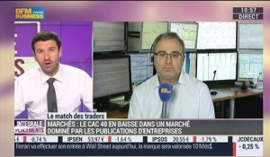 Le Match des Traders: Jean-Louis Cussac VS Jérôme Vinerier - 21/10