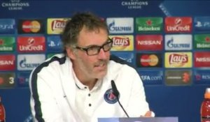 Foot - C1 - PSG : Blanc «On a l'intention d'imposer notre jeu à Madrid»