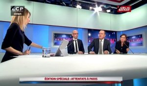 Evénements : attentats à Paris
