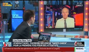 "Live From New York : Attentats à Paris : le ""Safety Check"" de Facebook créé la polémique - 16/11"