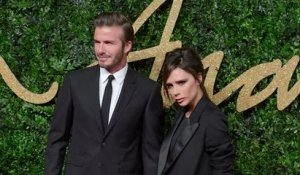 Victoria Beckham aux British Fashion Awards