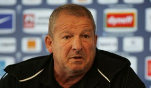 Rolland Courbis avant MHSC vs GFCA