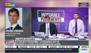 Le Match des Traders: Jean-Louis Cussac VS Jérôme Vinerier - 02/12