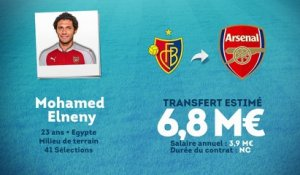 Officiel : Arsenal s'offre Mohamed Elneny !