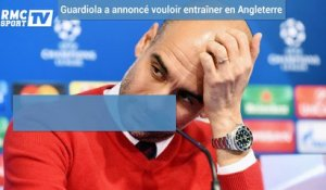 Les plans de Guardiola pour Manchester City