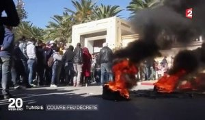 Tunisie : la contestation sociale s'amplifie