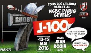 HSBC Paris Sevens : J-100