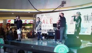 P.A.R.D. - P.A.R.D. Live Performance - at Fisher Mall