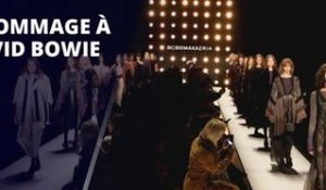 Fashion Week : BCBG Max Azria s'inspire de David Bowie