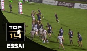TOP 14 – Bordeaux-Bègles – Agen: 24-19 – J15 – saison 2015-2016